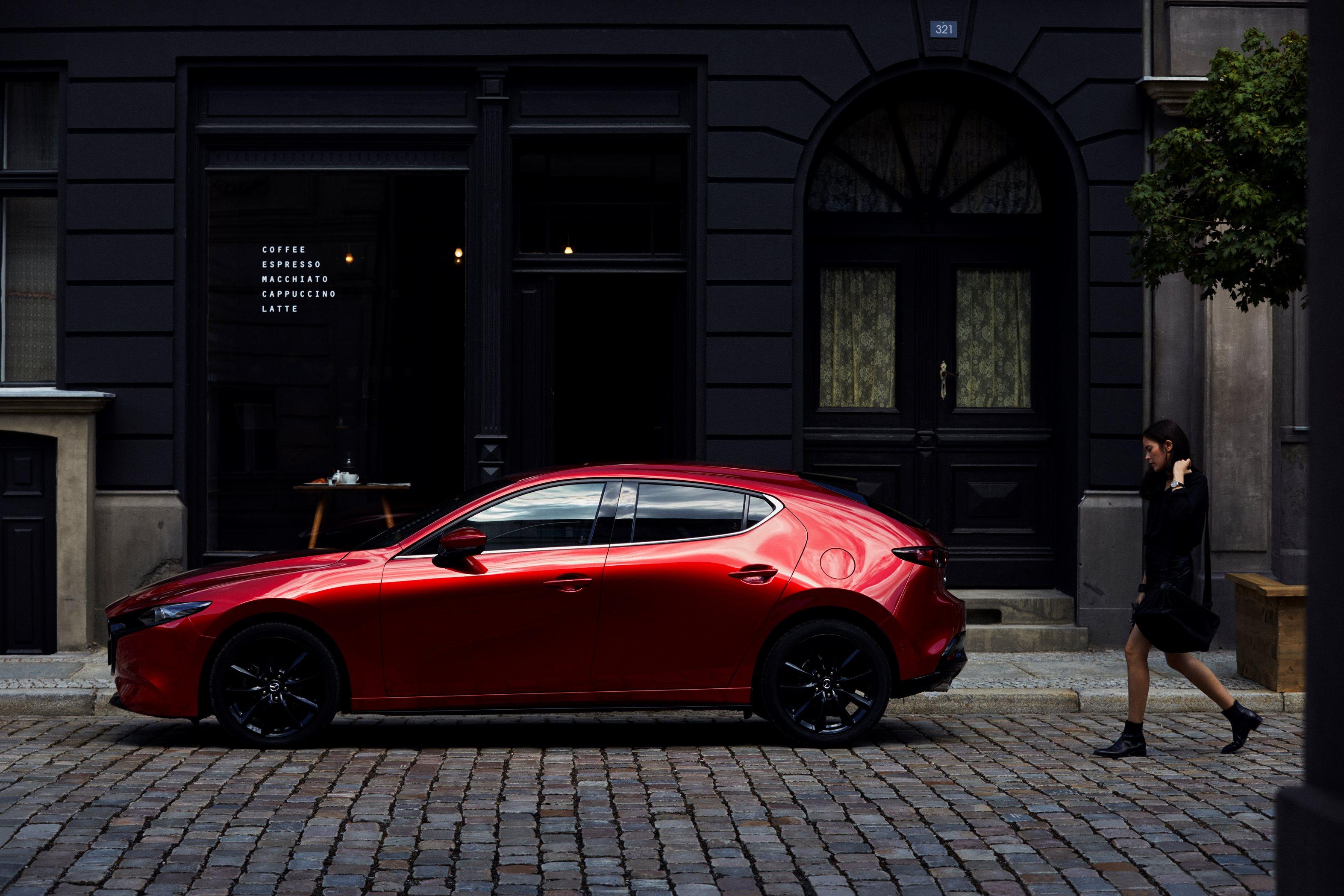 2019 Mazda 3 Die Ersten Infos Und Fotos Rad Ab Com