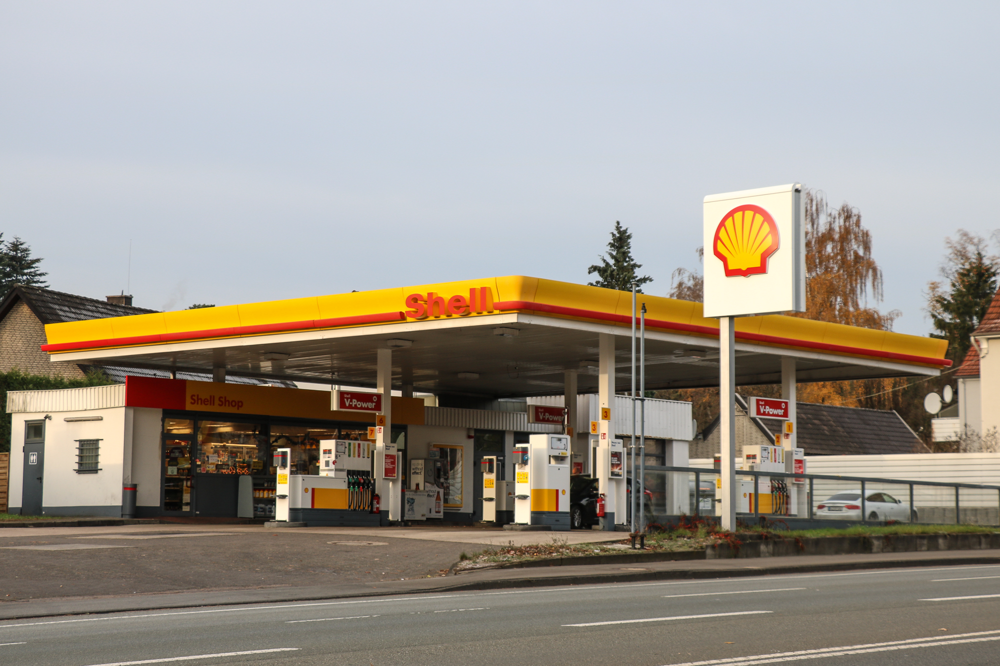Shell Preisgarantie