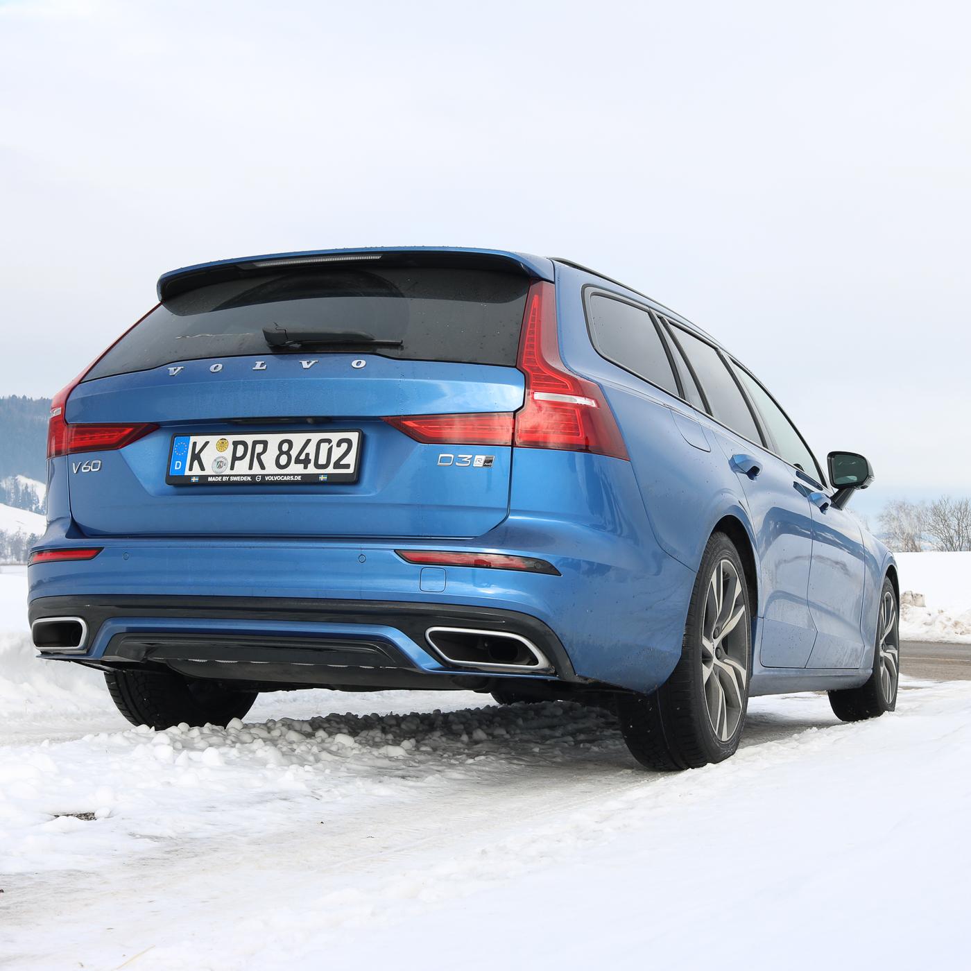 2019 Volvo V60 D3 R-Design AWD