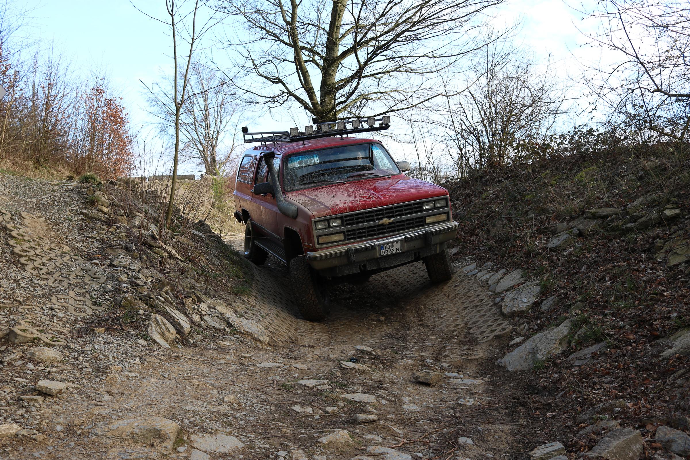 Dejlig BIGR42 goes Offroad - Der Offroad Parcour vom Bilster Berg! | rad QD-04