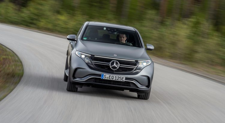 Mercedes-Benz EQC Review