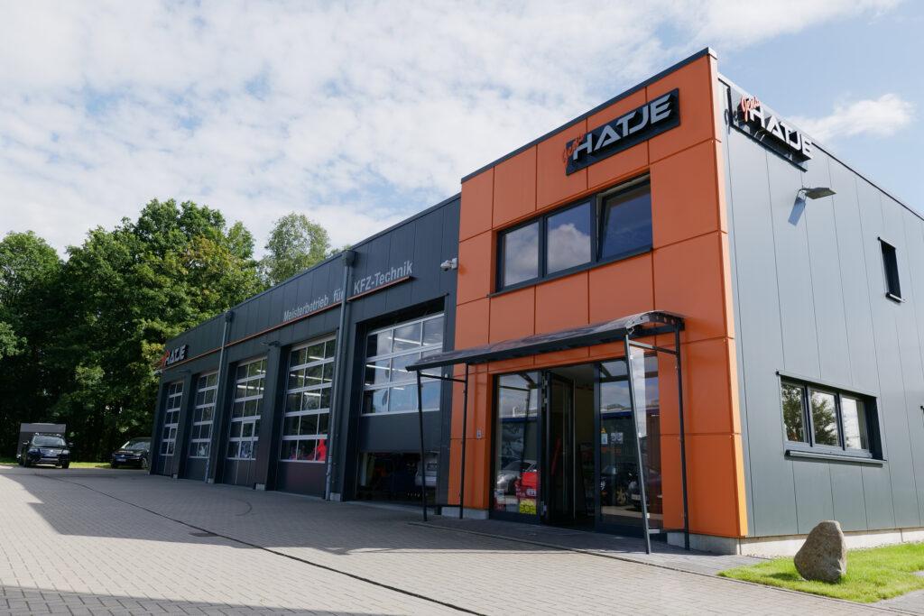 KFZ Meisterwerkstatt Jens Hatje Buchholz!