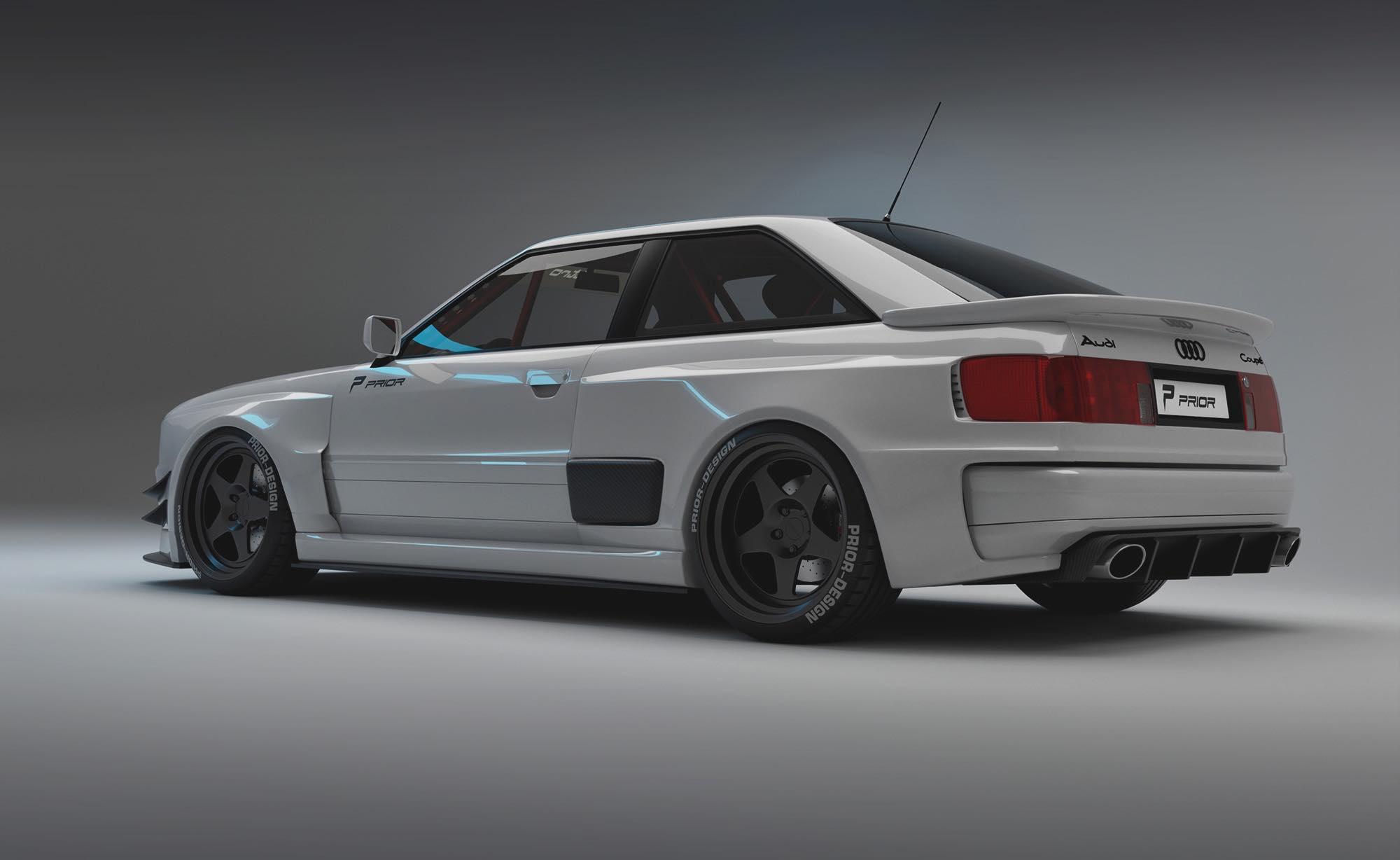 Audi Coupé Tuning